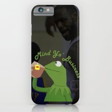 Mind Yo Business Slim Case iPhone 6s