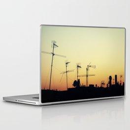 Rooftops Laptop & iPad Skin