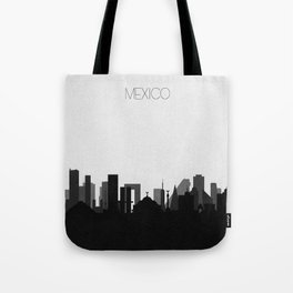 City Skylines: Mexico Tote Bag