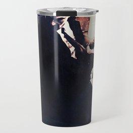 Agent 47 the Hitman Travel Mug