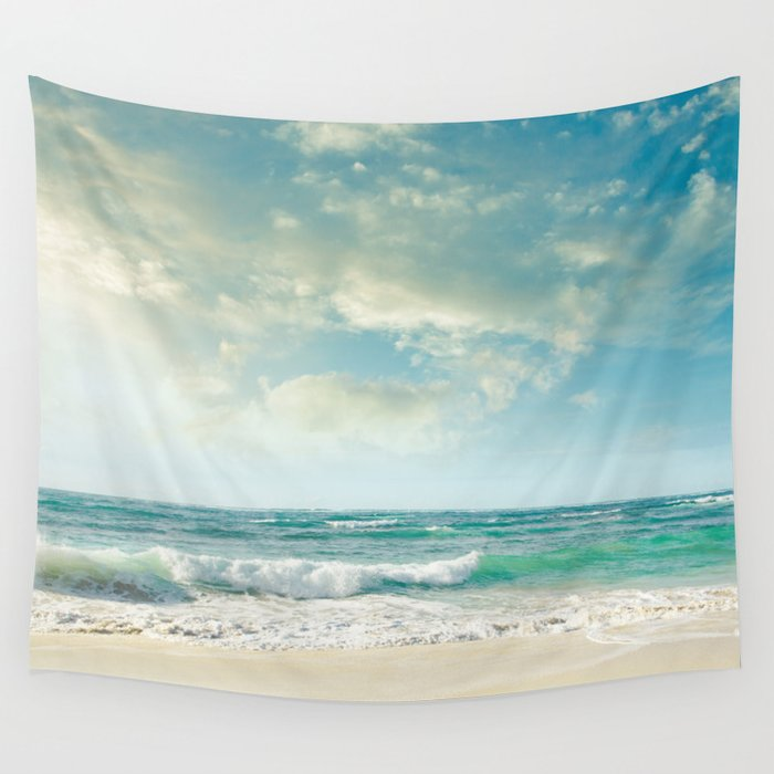 Tropical Tapestry Wall Hangings