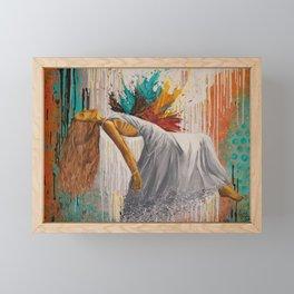 Vulnerable In Love Framed Mini Art Print