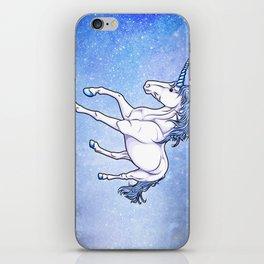 The Unicorn Colored iPhone Skin