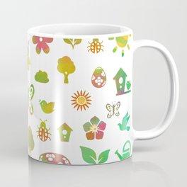 Spring Theme Coffee Mug