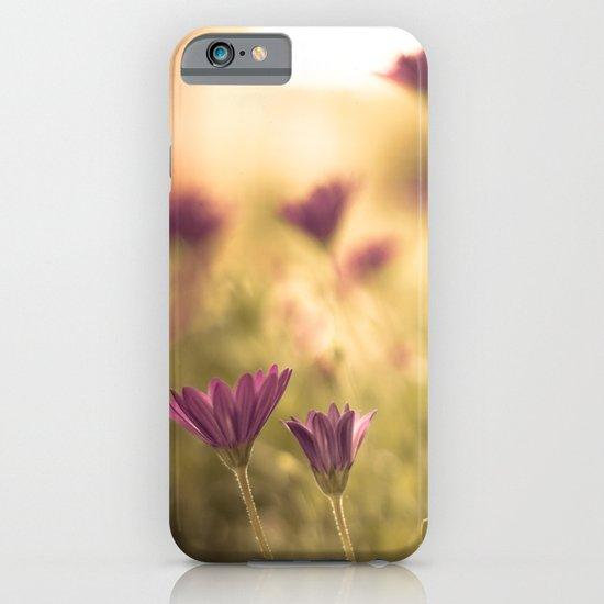 Sun in the meadow  iPhone & iPod Case