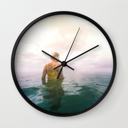Eutierria Wall Clock