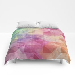 Triangles Pattern Comforters