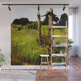 Hill Country Flora Wall Mural