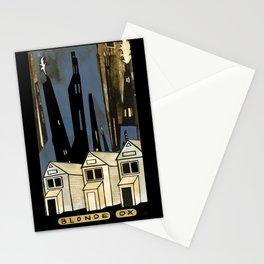 Blonde Ox Stationery Cards