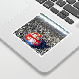 Postcard from the sea Sticker