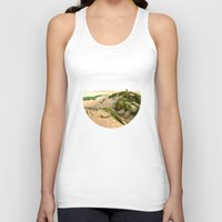 dune Tank Tops featuring Dune by Protogami
