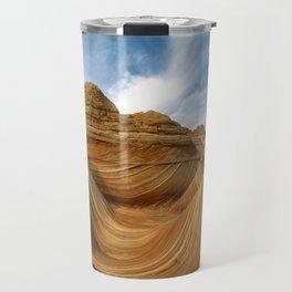 The Wave-Paria Wilderness Travel Mug