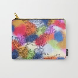 Sunshine and city lights Carry-All Pouch