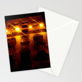 Night Crest 2 Stationery Cards