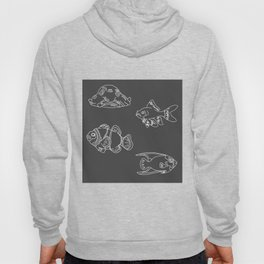 Fish gang #6 Hoody