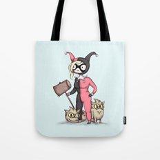 Fionna Quinn Tote Bag