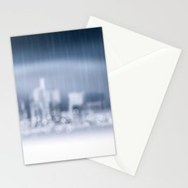 City in Win Stationery Cards