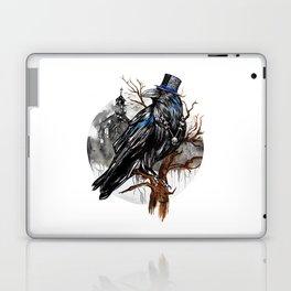 Dark Raven Laptop & iPad Skin