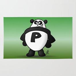 Panda Power Rug