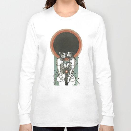 Nymphs (Ext) Long Sleeve T-shirt