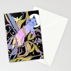 Wild Emergence Stationery Cards