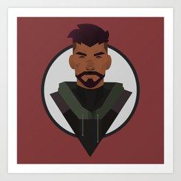 Edgelord Art Print