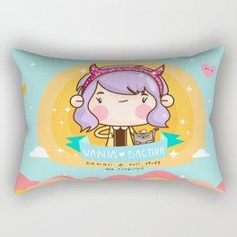 Kawaii heaven Rectangular Pillow