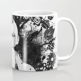 Megaman Geek Ink Blot Test Coffee Mug