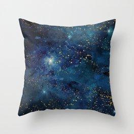 Exploring the Universe 9 Throw Pillow