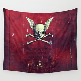 The Supernatural Pirate Wall Tapestry
