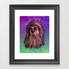 M83: Werewolf Framed Art Print