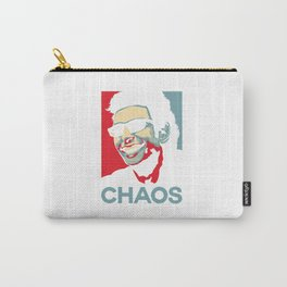 Ian Malcolm Chaos Carry-All Pouch