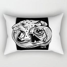 Wild Friends Rectangular Pillow