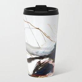 Day 29: A sip, a breath, a smile. [duplicate- hires] Travel Mug