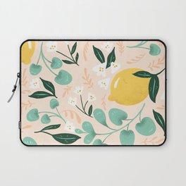 Lemon Party Laptop Sleeve