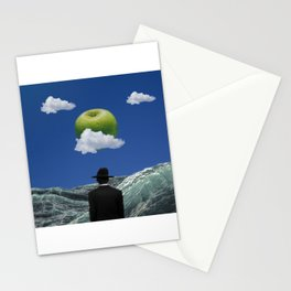 Apple Magritte Stationery Cards