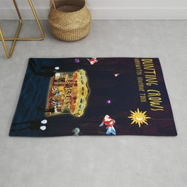 COUNTING CROWS UNDERWATER WORLD TOUR DATES 2019 IPIN Rug