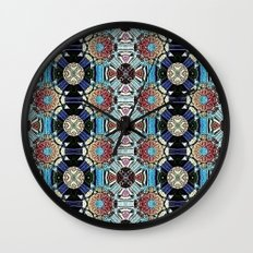 Hawaiian Garden 3 Wall Clock