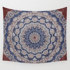 A Glorious Morning (Mandala) Wall Tapestry