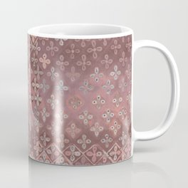 Dusty pink patina Coffee Mug