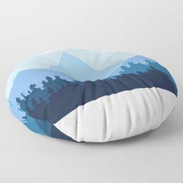 Mountaineer Floor Pillow