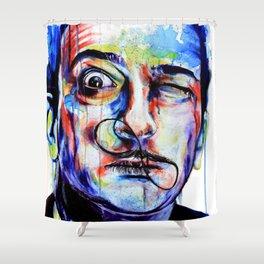 Salvador Dalì Shower Curtain