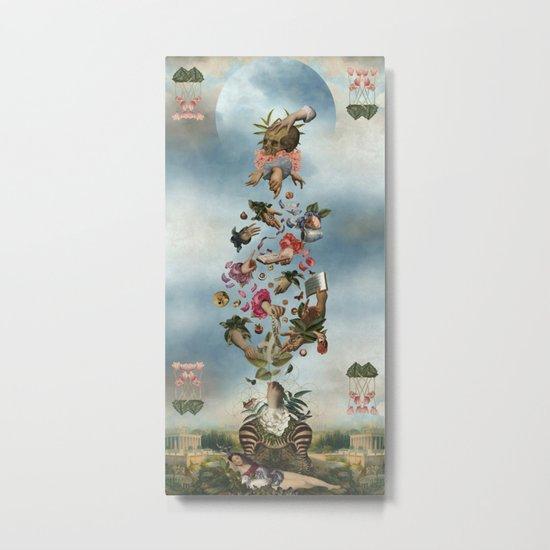 TULPA Metal Print
