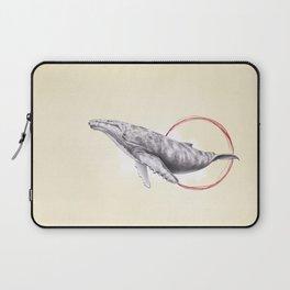 Humpback Whale Laptop Sleeve
