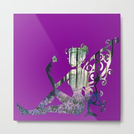 Fairy 6 Metal Print