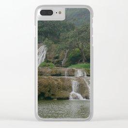 Salalah Oman 1 Clear iPhone Case