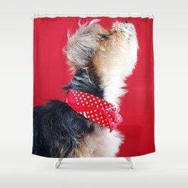 Super Pets Series 1 - Moose Howl Shower Curtain
