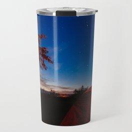 Roadtrip Camping Travel Mug