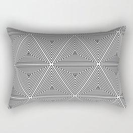 OPTICAL ILLUSIONS Rectangular Pillow
