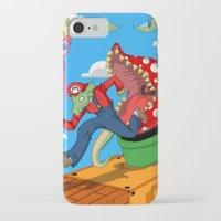 mario iPhone & iPod Cases featuring Mario? by ShelbyDenham